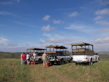 Hluhluwe Safari - a must on your to do list while in St Lucia South Africa