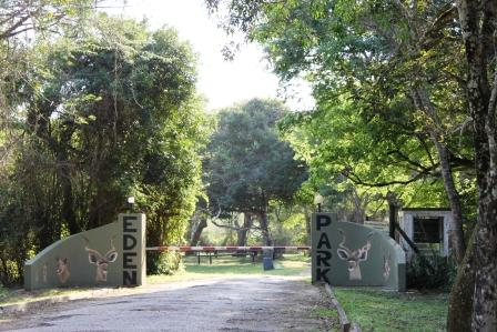 Camping sites in St Lucia South Africa close to the beach, Eden Park Camping Site in St Lucia
