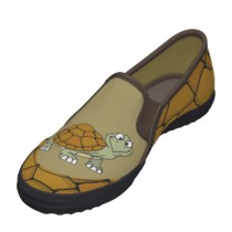 turtle shoes